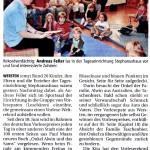 Rheinische Post 21.09.2009